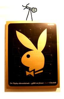 Der Playboy-Adventskalender im Schnutinger-Blog! Exklusiver Blick hinter die Kläppchen
