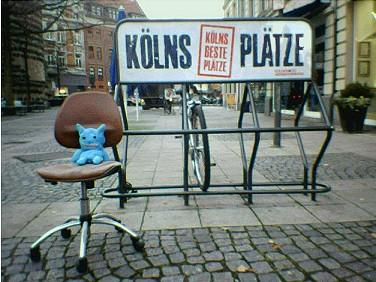 Kölns beste Plätze, Ebertplatz, Eigelsteintorburg